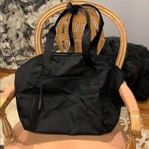 Lululemon gym bag black
